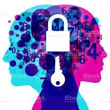Unlocking Creativity Stock Illustration - Download Image Now - iStock