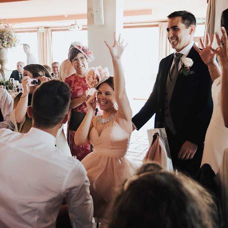 Fotógrafo de bodas David Muñoz (mugad). Foto del 19.11.2017