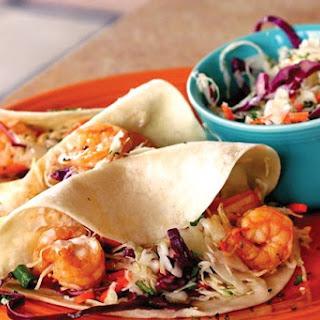 Skinny Shrimp Tacos