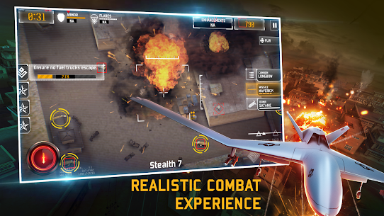 Drone : Shadow Strike 3 Apk Download For Android and Iphone 4
