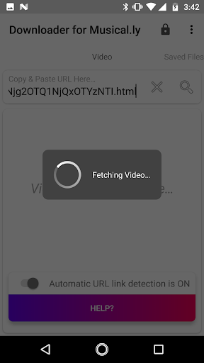 Downloader for Musical.ly 2.3 screenshots 4