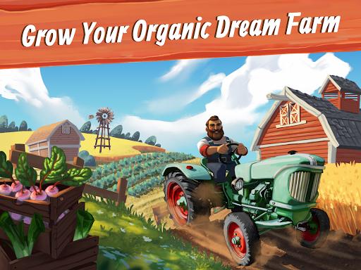Big Farm: Mobile Harvest u2013 Free Farming Game filehippodl screenshot 7