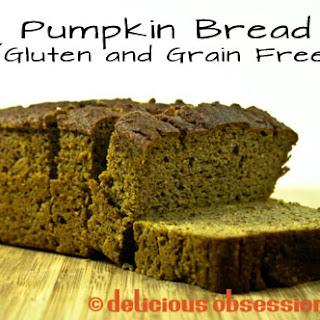 Pumpkin Bread Recipe (Gluten and Grain Free)