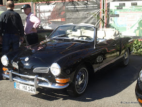 Photo: Karmann Ghia