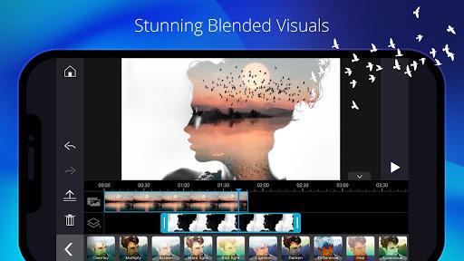 PowerDirector - Video Editor App, Best Video Maker 7.2.0 Screenshots 2