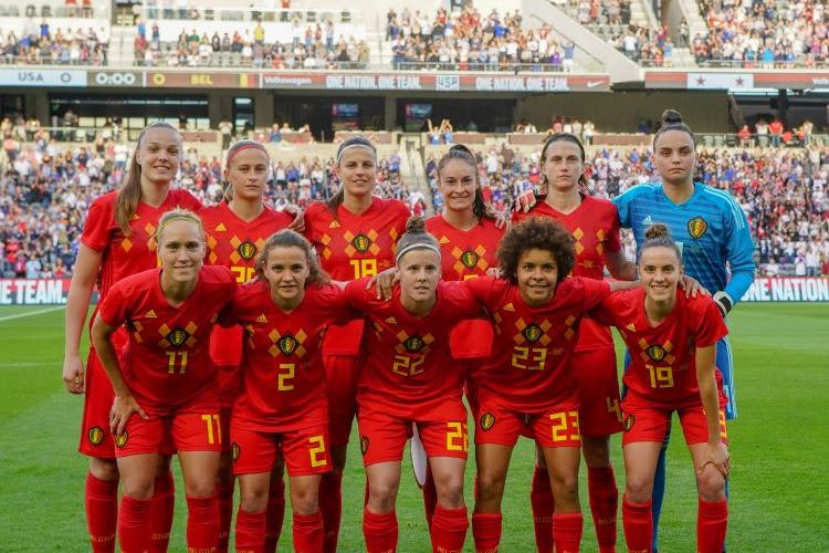 """""""Eerst werkingsgeld, dan zullen prestaties wel volgen"""": Imke Courtois en Jan Mulder laten zich uit over het vrouwenvoetbal in België"""