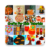 Craft Ideas For Kids Tutorials