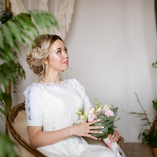 Wedding photographer Nastya Filin (Filinn). Photo of 27.11.2017