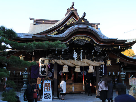 櫛田神社 その2