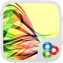 Yellow GO Launcher icon