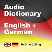 Audio Dictionary English German