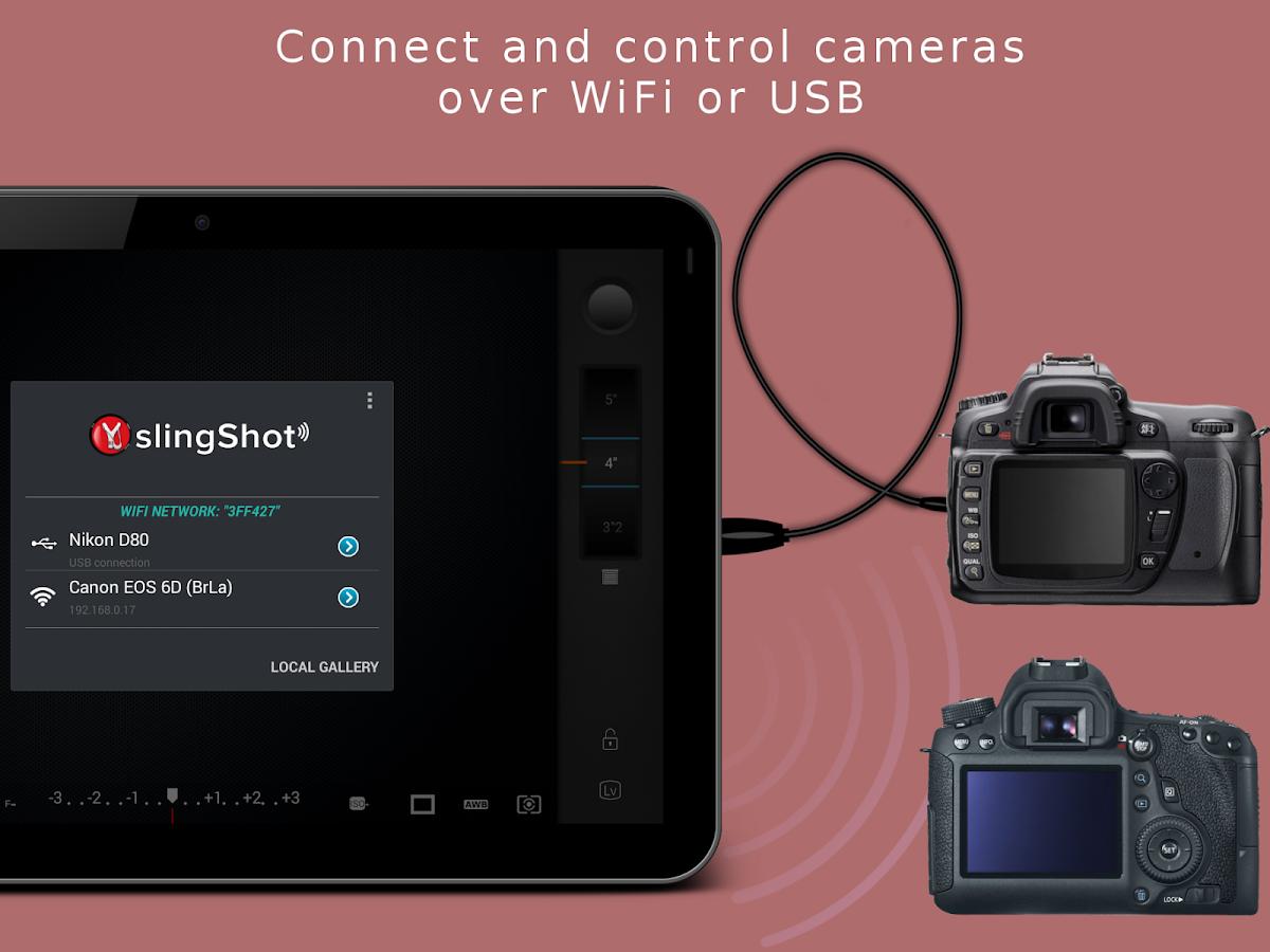 Camera Remote Control Dslr Camera camera remote control pro android apps on google play screenshot