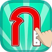 เกมส์ภาษาไทย Alphabet tracing coloring and memory
