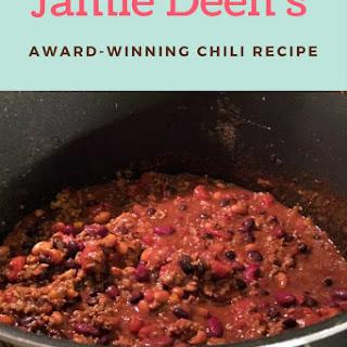 Jamie Deen'S Award-Winning Chili Recipe
