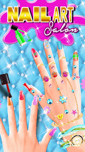 Nail salon girl games android apps on google play nail salon girl games screenshot thumbnail prinsesfo Images
