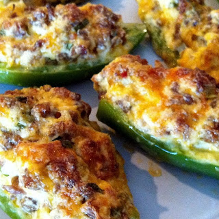 Cream Cheese Sausage Jalapeno Poppers Recipes
