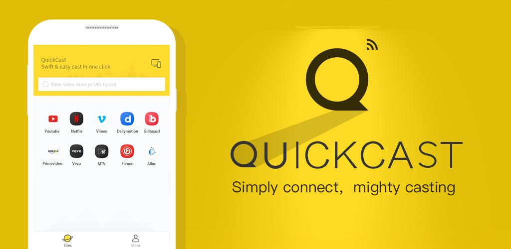 QuickCast|Web Video|Chromecast/DLNA/Airplay/FireTV 3 1 4 0 Apk