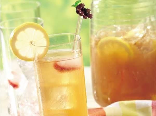 Lemony Lemonade Iced Tea