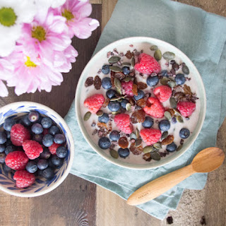 Bircher Muesli With Milk Recipes