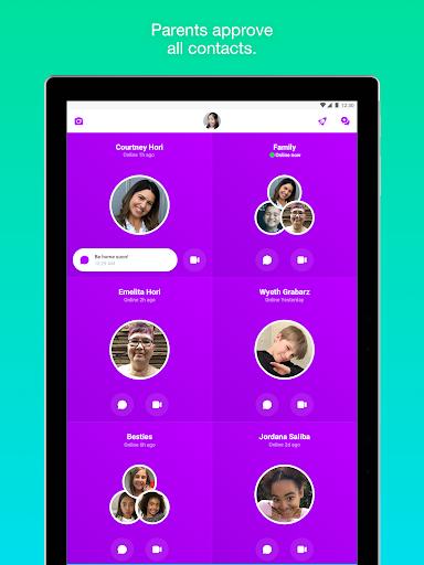 Facebook Messenger Kids screenshot 9