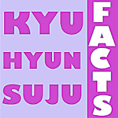 Kyuhyun Super Junior Facts