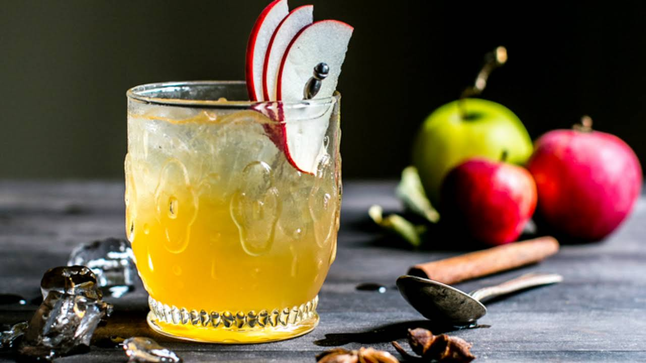 The Benefits of Apple Cider Mixed Drink