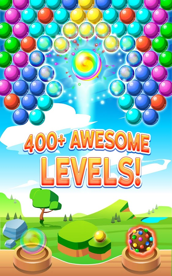 Ultimate Bubble Shooter- screenshot
