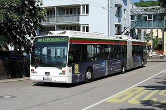 Photo: ...sogar noch Trolleybusse oder O-Busse fahren