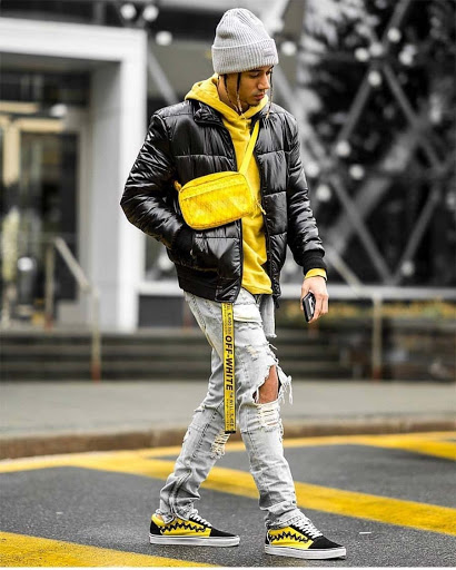 5 Men's Fashion Guidelines of 2021