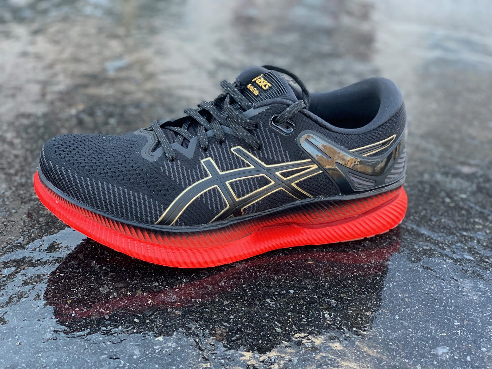 Road Trail Run Asics Metaride In Depth Review Rock N Roll To A Max Cushion Zero Drop Beat