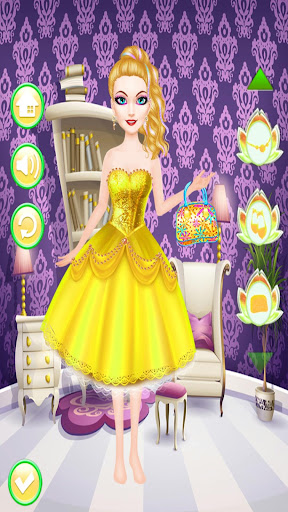 Princess Jojo dress up  screenshots 3