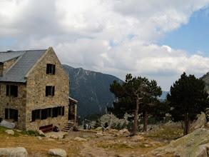 Photo: Refugi d'Ull de Ter, 2220m.
