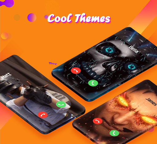 Cool Call Flash - Color Phone Flash Screen Themes hack tool