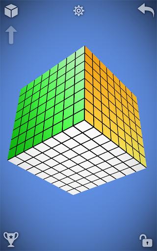 Magic Cube Puzzle 3D 1.16.4 screenshots 14