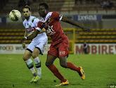 Mouscron s'impose 3-1 face à Louvain.