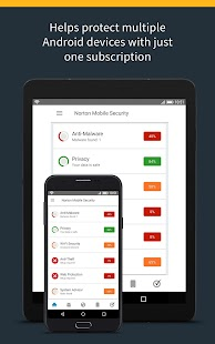 Norton Mobile Security and Antivirus Screenshot