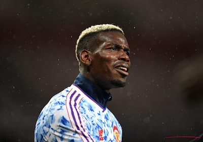 Manchester United zet Paul Pogba in solden