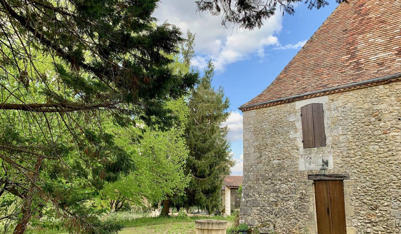 Maison avec piscine Saint-Julien-de-Crempse