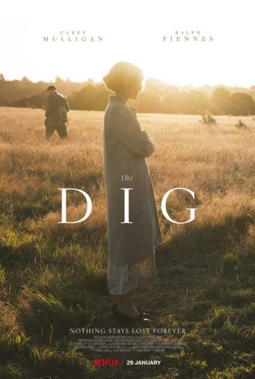 The Dig, La Excavación