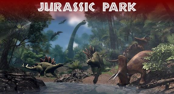 jurassic park apk hack download