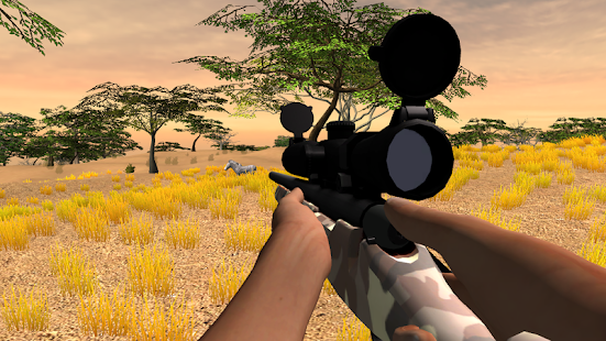 Safari Hunting 4x4- screenshot thumbnail