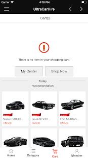 Download UltraCarHire for Windows Phone apk screenshot 3