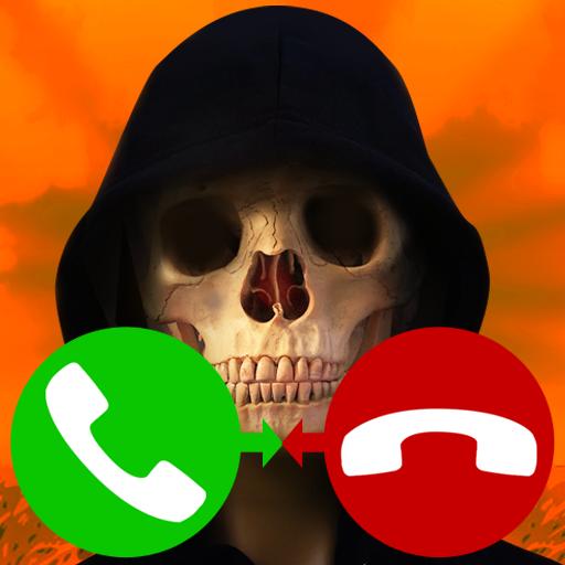 Halloween Scary Fake Call 2