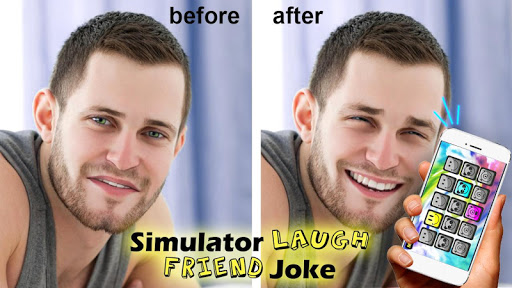 笑いフレンドジョークシミュレータ