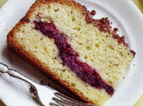 Cherry-chocolate Coffee Cake Recipe