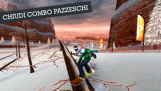 Snowboard Party 2 Lite- miniatura screenshot