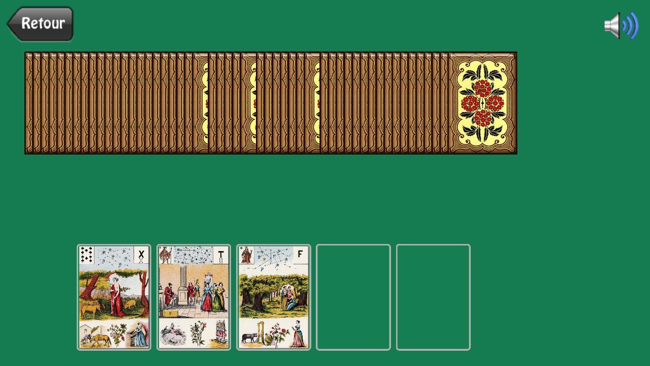 tirage du jeu lenormand des 36 cartes facile. Black Bedroom Furniture Sets. Home Design Ideas