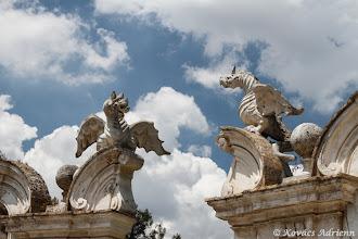 Photo: Villa Borghese kapu részlet
