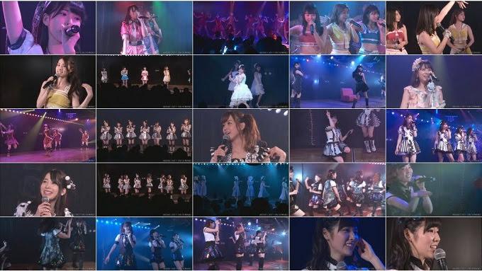 181105 AKB48 高橋朱里チームB 「シアターの女神」公演 北澤早紀 生誕祭 720p