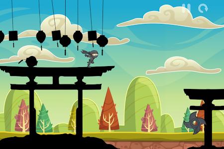 JUMPING NINJA 2 screenshot 13